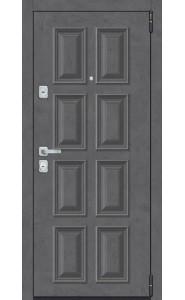 Входная дверь Porta M К18.K12, цвет Rocky Road/Chalet Grande