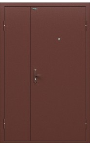 Входная дверь Дуо Гранд, цвет Антик Медь/Антик Медь
