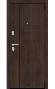 Входная дверь Porta S 9.П29 (Модерн), цвет Almon 28/Bianco Veralinga