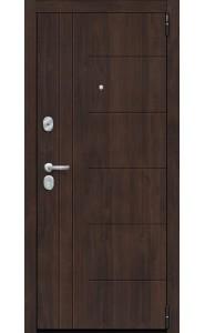 Входная дверь Porta S 9.П29 (Модерн), цвет Almon 28/Wenge Veralinga