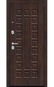 Входная дверь Porta S 51.П61 (Урбан), цвет Almon 28/Wenge Veralinga