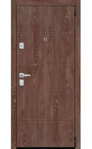 Входная дверь Porta M 8.Л28, цвет Chalet Grande/Chalet Provence