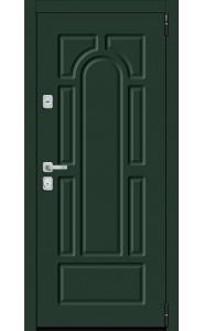 Входная дверь Porta M 55.56, цвет Green Stark/Nordic Oak