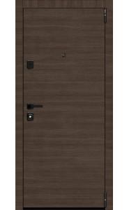 Входная дверь Porta M П50.П50, цвет Brownie/Nord Skyline