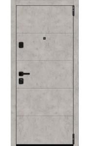 Входная дверь Porta M 4.4, цвет Grey Art/Snow Art
