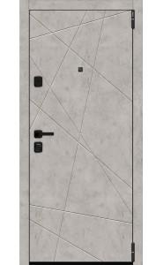 Входная дверь Porta M 15.15, цвет Grey Art/Snow Art
