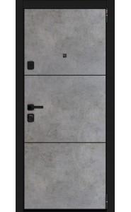 Входная дверь Porta M П50.П50 (AB-4), цвет Dark Concrete/Angel
