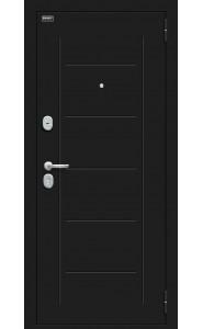 Входная дверь Борн 117.М22, цвет Лунный камень/Wenge Veralinga