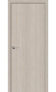 Межкомнатная дверь Гулливер Порта-50, цвет Cappuccino Crosscut