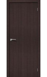 Межкомнатная дверь Гулливер Порта-50, цвет Wenge Crosscut
