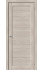 Межкомнатная дверь Браво-21, цвет Cappuccino