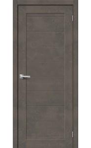 Межкомнатная дверь Браво-21, цвет Brut Beton