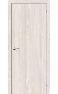 Межкомнатная дверь Браво-0, цвет Ash White