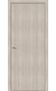 Межкомнатная дверь Браво-0, цвет Cappuccino