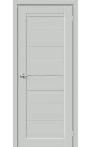 Межкомнатная дверь Браво-21, цвет Grey Mix