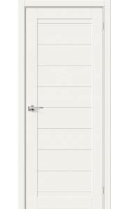 Межкомнатная дверь Браво-21, цвет White Mix