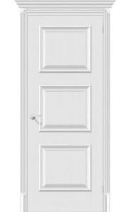 Межкомнатная дверь Классико-16, цвет Virgin