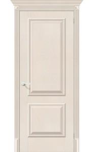 Межкомнатная дверь Классико-12, цвет Cappuccino Softwood