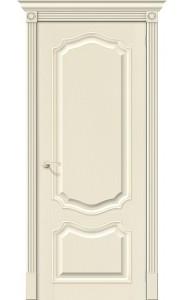 Межкомнатная дверь Вуд Классик-52, цвет Ivory