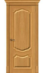 Межкомнатная дверь Вуд Классик-52, цвет Natur Oak