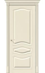 Межкомнатная дверь Вуд Классик-50, цвет Ivory