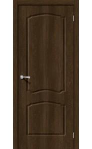 Межкомнатная дверь Альфа-1, цвет Dark Barnwood