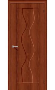 Межкомнатная дверь Вираж-1, цвет Italiano Vero