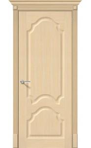 Межкомнатная дверь Афина, цвет БелДуб
