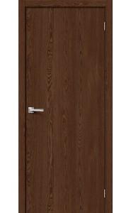 Межкомнатная дверь Браво-0, цвет BrownDreamline