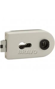 Замок Bravo СТ MP-600-CL, AL Алюминий