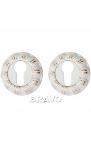 Bravo A/Z-3CL, WG БелЭмаль/Золото