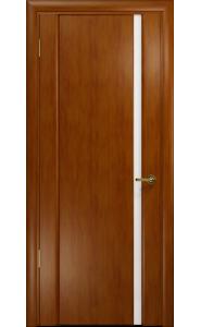 Дверь Арт Деко Спациа 1 темный анегри ДО