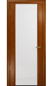Дверь Арт Деко Спациа 3 Темный анегри Светлый триплекс