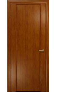 Дверь Арт Деко Спациа 3 Темный анегри ДГ