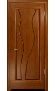 Дверь Арт Деко Нобилта темный анегри ДГ