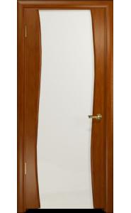 Дверь Арт Деко Вэла темный анегри ДО
