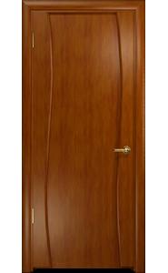 Дверь Арт Деко Вэла темный анегри ДГ