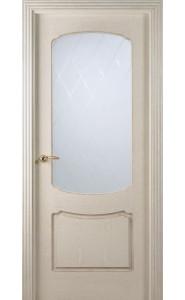 Дверь Валдо Санта-Мария 750 золотая патина ДО