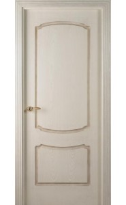 Дверь Валдо Санта-Мария 750 золотая патина ДГ