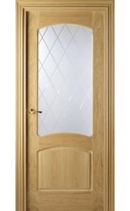 Дверь Валдо Санта-Мария 757 светлый дуб ДО