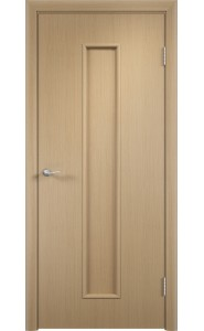 Дверь Верда С-21 Беленый дуб ДГ