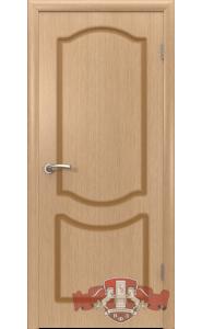 Дверь ВФД Классика 2ДГ1 светлый дуб Глухая