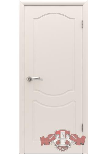 Дверь ВФД Классика 2ДГ0 Белые Глухая