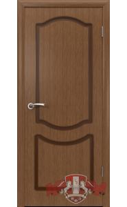 Дверь ВФД Классика 2ДГ3 Орех Глухие