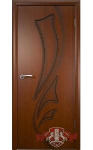 Дверь ВФД Лилия 5ДГ2 Макоре
