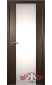 Дверь ВФД Рондо 8ДО4 Венге Белый триплекс