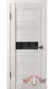 Дверь ВФД Лайн 4 Л4ПГ5 ультра черное