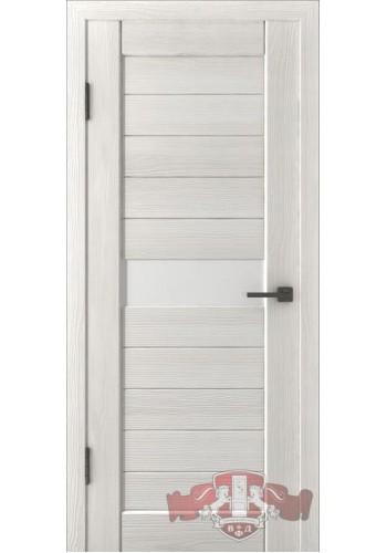 Дверь ВФД Лайн 4 Л4ПГ5 ультра белое