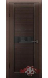 Дверь ВФД Лайн 4 Л4ПГ4 ультра черное