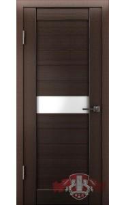 Дверь ВФД Лайн 4 Л4ПГ4 ультра белое
